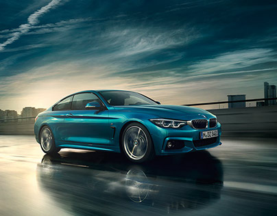 New BMW 4series Coupé, Grand Coupé & Convertible