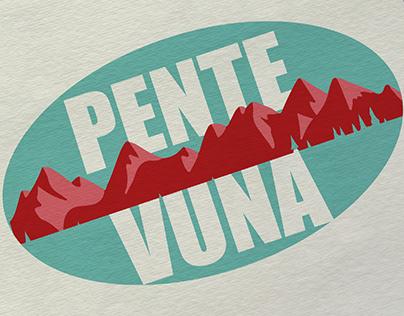 Pente Vuna- Logo Designing