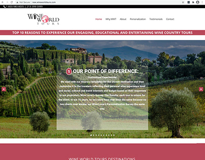Wine World Tours