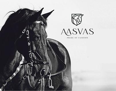Fashion Brand 'Aasvas | Logo design