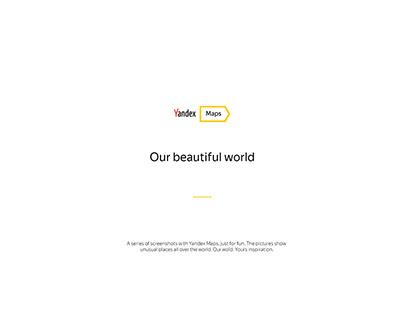Yandex Maps