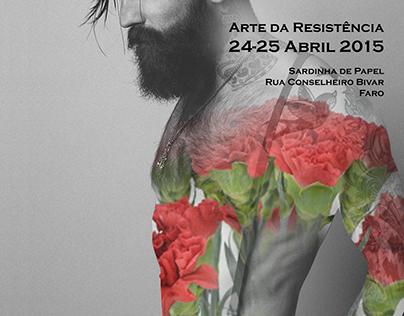 Arte da Resistencia. Faro. Portugal