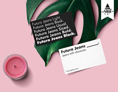 Branding - Futura Jeans _____.