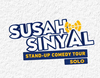 Susah Sinyal Standup Comedy Tour Solo Digital Promotion