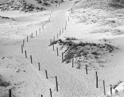 Czołpino Dune, Poland
