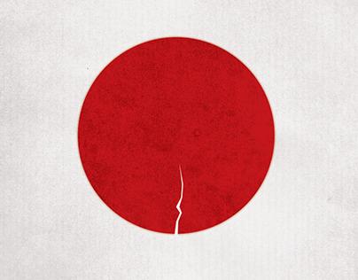 Toyota condolence poster