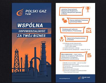Flyer #2 for Polski Gaz