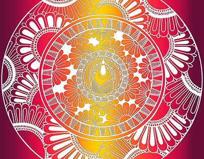 Infloresence Mandala