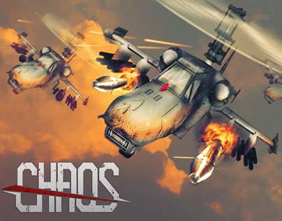 C.H.A.O.S - Helicopter Simulator Mobile Game