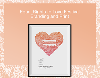 Equal Rights to Love Festival
