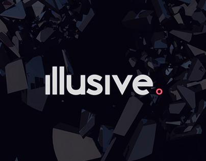 Rebrand Illusive Studios 2015