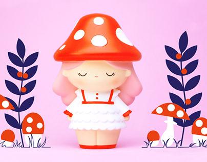Momiji | Daydream Doll