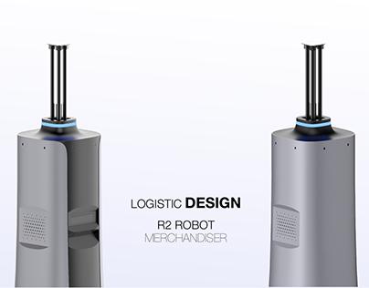 R2 ROBOT MERCHANDISER