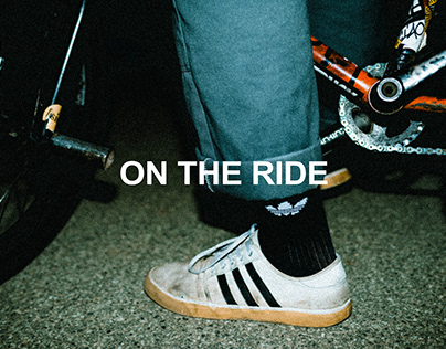 ON THE RIDE