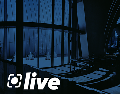 Catchy Live - logo branding