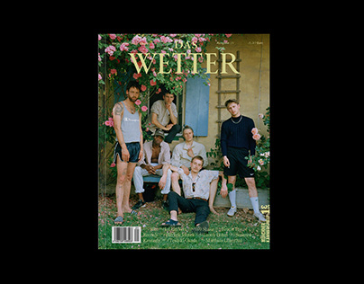 »Das Wetter« Magazine for Music and Literatur Issue 21