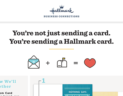 Hallmark How It Works Flyer