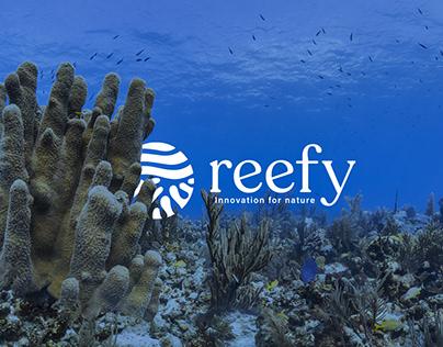 Reefy Branding