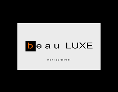 Men Sportswear Logo Logotype Design Illustrator