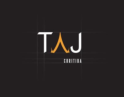 Identidade Visual - TAJ Bar