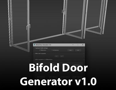 Bifold Door Generator v1.0