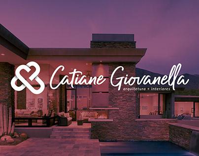 Marca - Catiane Giovanella Arquitetura + Interiores