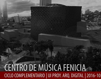 2016.10_UI Proy. Arq. Digital_Centro de Música Fenicia
