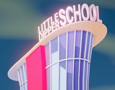 LITTLE DIPPER SCHOOL - Jetsons Fanart