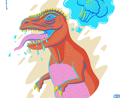 T-Rex Daydream