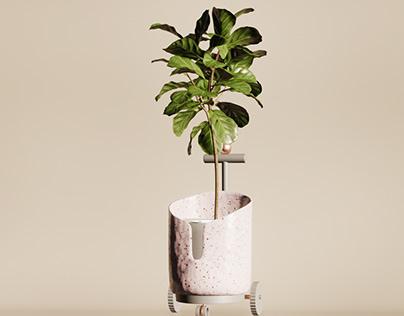 Botanical Planter
