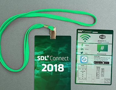 SDL Connect Badge
