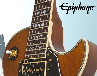 Promotional Web/digital Banners - Signature Guitars