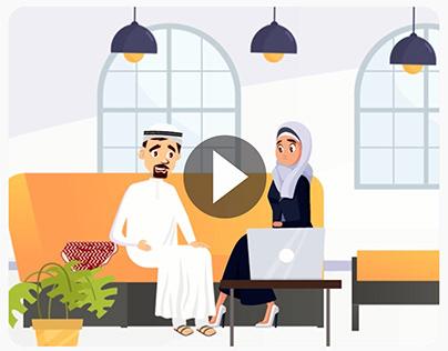 الفيديو التسويقي الثاني لصالح موقع كوبون كوكيز