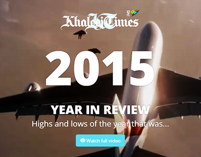 2015 - Year In Review (The Year 2015)
