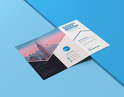 Tri-fold Brochure | Tri-fold Brochure Design Template