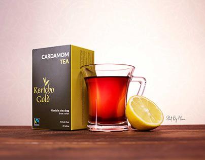 Tea Product Photography