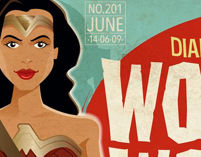 Wonder Woman Artprint