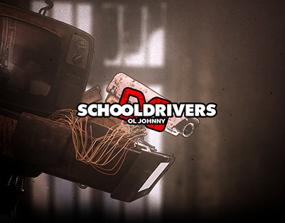 Schooldrivers - Ol Johnny (3D Animation Music Video)