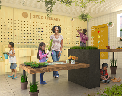 Weeksville Seed Library