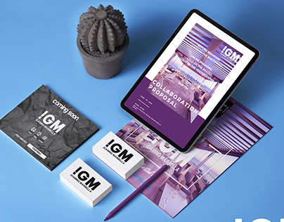 IGM Business Branding Design