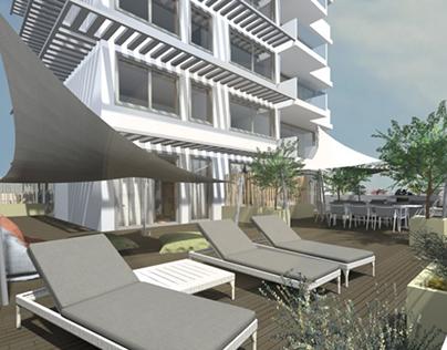 Projeto 3D Maputo Bay