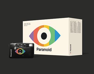 Paranoid (Film Camera Set)