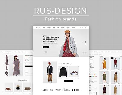 Clothes Fashion Store
