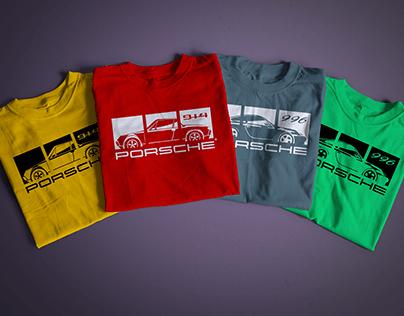 Automotive T-Shirt Design
