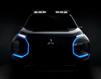 Mitsubishi Engelberg Tourer Concept (2019)