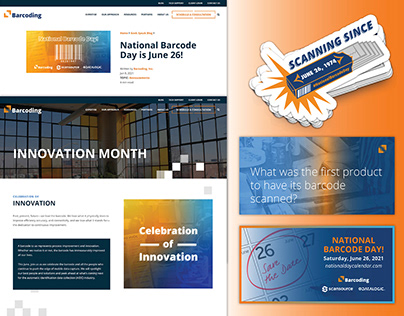 National Barcode Day & Celebration Month