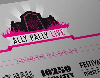Alexandra Palace Live