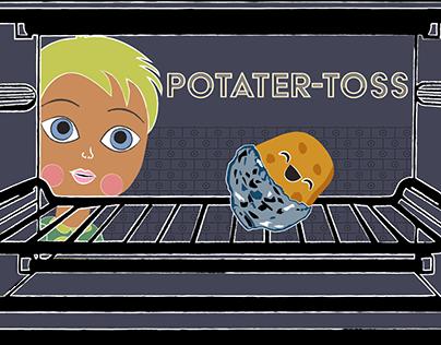 Potater-toss
