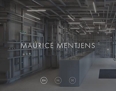 Maurice Mentjens Design - 2013