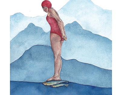 Serie Swimmer 2018